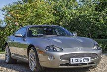Cars\\  Jaguar X100 (XK8, XKR and XKRR)