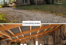 Barn conversions / Decor