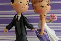 novios matrimonio