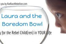 "Activities for Kids - ""Rebel Sprouts"" Series"