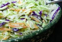 Salads / by Henrica Hand