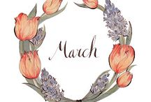 march in spring