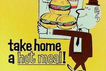 vintage graphics / ads