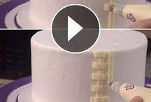 tip na zdobenie torty