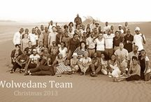 Team Wolwedans / People present and past who make Wolwedans the special place that it is....