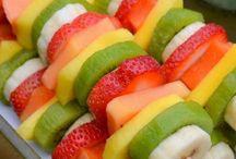 Meyve şiş