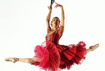 Ballet / by Pomegranate Seeds