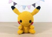 pokemon au crochet