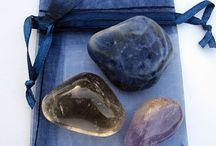 Rocks & Crystals.