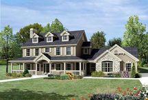 new england houses