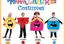 Mr Men Little Miss Dress up
