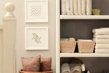 House deco / My style... Clean, cream and white