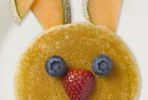 Kids food crafts and recipes
