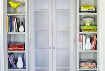 15 Small Space Storage / by Cheeky Gal