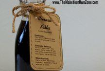 homemade alcohols