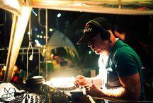 Full Moon Party DJ's / DJ's. Music. Full Moon Party. Koh Phangan.  Tickets are available at Island Info, inside Ark Bar Beach Resort https://www.facebook.com/IslandInfoThailand / by Island Info Samui