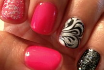 nails / by Joey Hickson