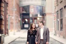 Urban Couple Photography