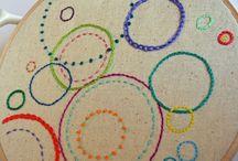 Fancy Stitchin' / Beautiful Embroidery