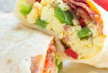 Breakfast recipes / Delicious breakfast ideas