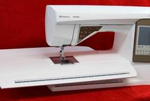 Husqvarna Viking Designer Topaz 50 / Looking at some of the features of the sewing machine. Also be passing along some cool sewing tips and there's a neat project as well.