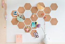 DIY: desk board