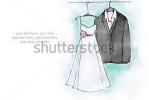 idei invitatii nunta 2in1