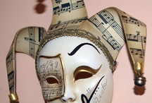Venetsian Masks