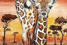 African Wild Art