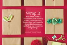 Wrapping ideas