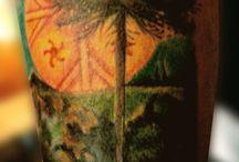 Tatuajes simbolos chilenos