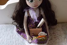 Fabric Dolls / They are no ordinary dolls... / by 10marifet