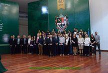 Día del graduado (CPG) / Imágenes del sitio web del Centro para Graduados de la Universidad del Salvador.