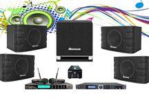 Dàn karaoke kinh doanh BA-01KD tiêu chuẩn / Dàn karaoke kinh doanh BA-01KD tiêu chuẩn, âm thanh cao cấp, sống động thích hợp với không gian từ 20m2-25m2, thiết kế sản phẩm hiện đại, sang trọng, thích hợp với mọi không gian nội thất phòng karaoke.