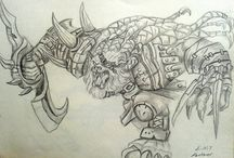 League Of Legends Drawings / My drawings.