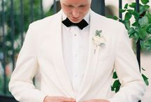 Bruidegom aankleden