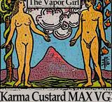 Karma Custard MAX VG e Liquid Line / Karma Custards are MAX VG juices for vaping from The Vapor Girl. I have always loved Tarot Cards, and altho I'm not a master, I'm quite good with readings. I wanted to do a line that concentrated on a certain number of the major arcana, and was thrilled to find that these images were not copywrited! Enjoy!
