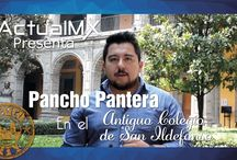ActuaMX TV Pancho Pantera / Pancho Pantera te lleva a recorrer lugares de la CDMX donde te espera la aventura y actividades que no puedes dejar pasar.