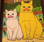Cats and Dogs Coloring Book-Michaels