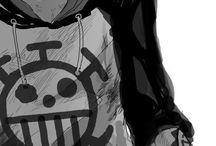 Manga || One Piece - Trafalgar Law