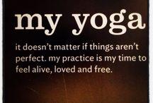 Yoga/Meditation / by Kelly Malone