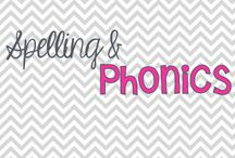 5th Grade Spelling & Phonics / by LaKeta Siler Ille