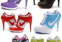 high heels.. I like