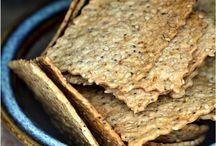 Crackers - Granola - Snacks
