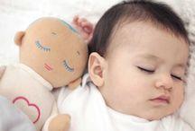Baby sleeps better with...