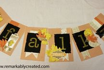 Fall ideas / by Sylvie Drader Stampin' Up! Demonstrator