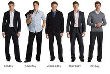 Business Casual Style for Men and Women / Business Casual Career Wear for Men and Women / by IIBA Cincinnati Chapter