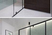 Salle de douche et bain