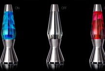 Astro Metallic / A new vacuum-metalised version of Mathmos' original 1963 Astro. When turned off the classic form of the Astro lava lamp is a solid silver mass. When turned on you can see the molten lava moving creating magical metallic reflections as it moves. Available in either red or blue lava, this new Astro range is initially available only in limited numbers, exclusively from Mathmos websites.
