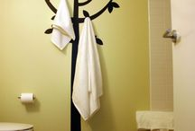 Decor - Bathrooms / by Angie Allen